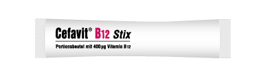 Cefavit B12 Stix